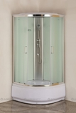 Душевая кабина Aquanet SC-900Q 90x90 рифленое стекло