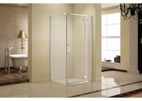 Душевой уголок Aquanet Logic C1000 AE32-S-100x100U-CT 100x100 прозрачное стекло