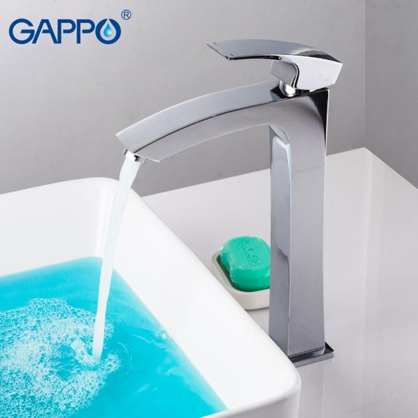 Смеситель для раковины Gappo Jacob G1007-11