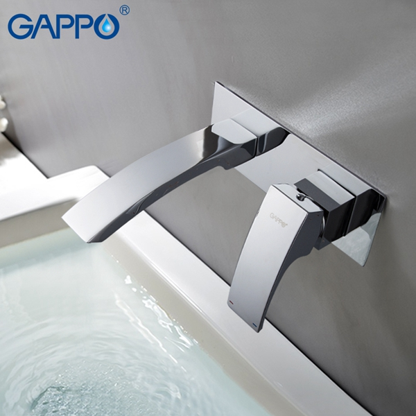 Смеситель для раковины Gappo Jacob G1007-2