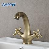 Смеситель для раковины Gappo Sofia G1063-4