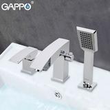Смеситель на борт ванны Gappo G1107