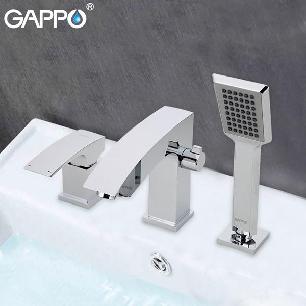 Смеситель для ванны Gappo Jacob G1107