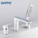 Смеситель на борт ванны Gappo G1148