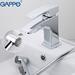 Смеситель для раковины Gappo Jacob G1207