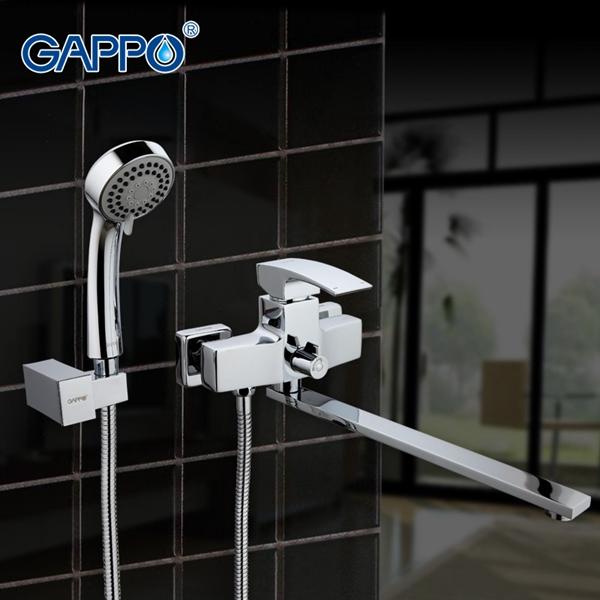 Смеситель для ванны Gappo Jacob G2207