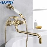Смеситель для ванны Gappo Sofia G2263-4