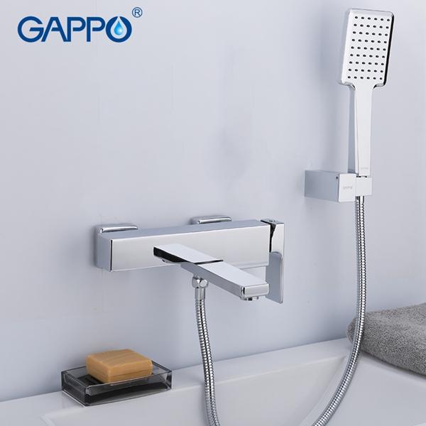 Смеситель для ванны Gappo Futura G3218