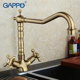 Смеситель для кухни Gappo Sofia G4063-4