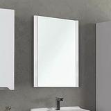Зеркало Dreja.Eco Uni 65 белое